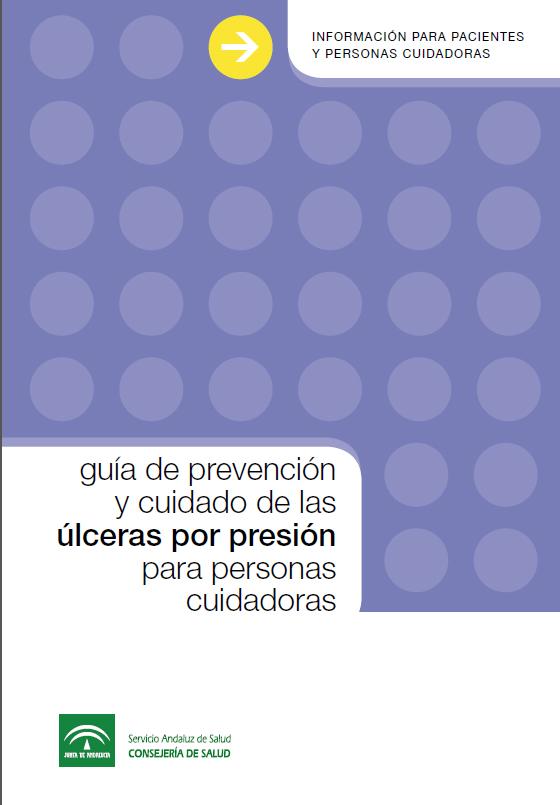 Resultado de imagen de Prevención y cuidado de las úlceras por presión para personas cuidadoras