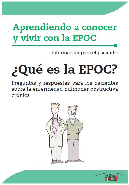 Aprendiendo a conocer y vivir con la EPOC (enlace externo)