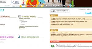 Escuela Gallega de Salud para Ciudadanos