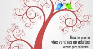 Cuidados de las vías venosas #parapacientes